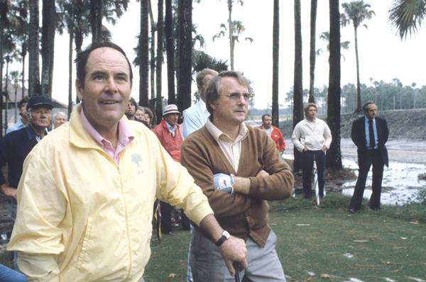 Deane Beman and Pete Dye TPC Sawgrass