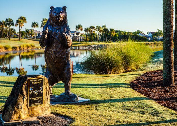 """""""The Bear Trap"""" at PGA National Honda Classic"""