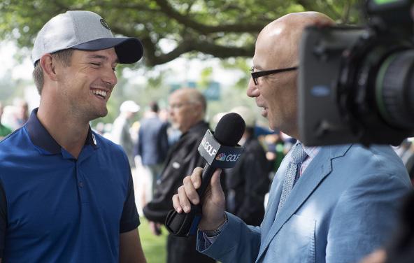 Golf Channel's Tim Rosaforte