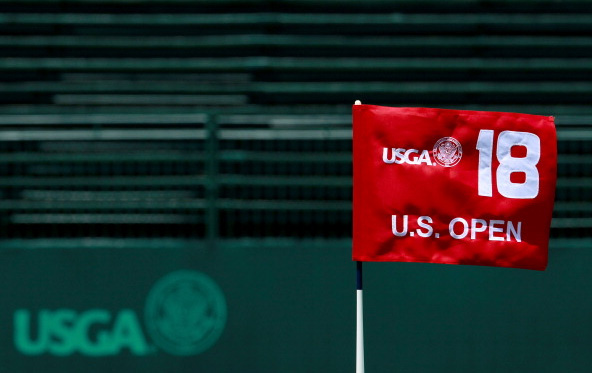 USGA U.S. Open Flag
