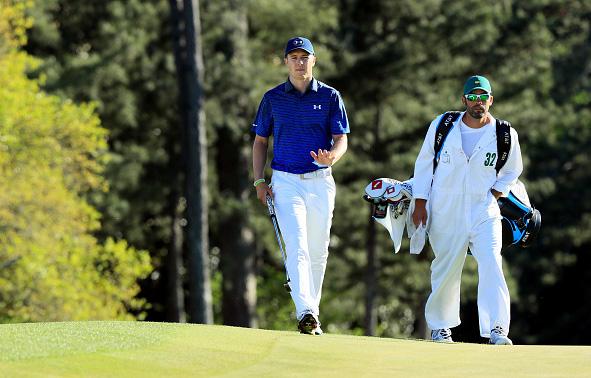 Jordan Spieth Masters Augusta National Golf Club