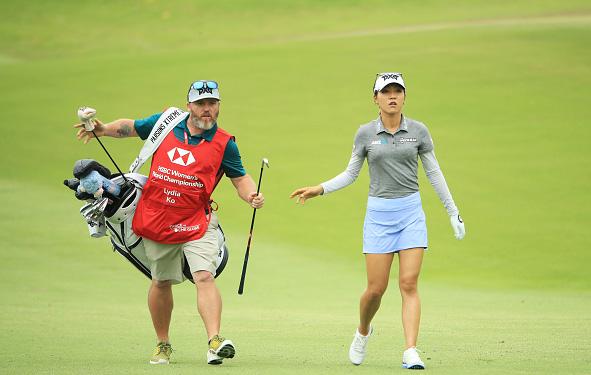 Lydia Ko HSBC Women's World Championship at Sentosa Golf Club