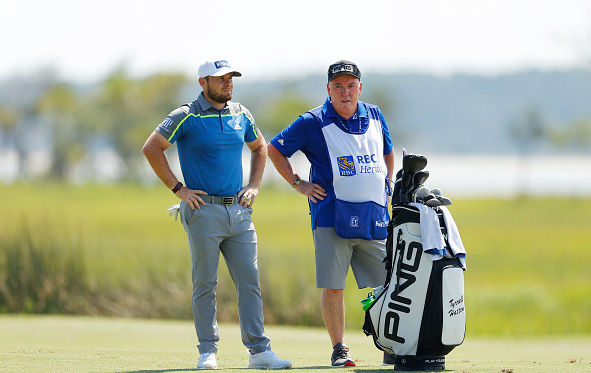 Tyrrell Hatton at the 2020 RBC Heritage at Harbour Town Golf Links