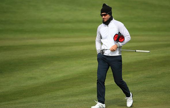 Alejandro Canizares Leads Austrian Golf Open at Diamond CC