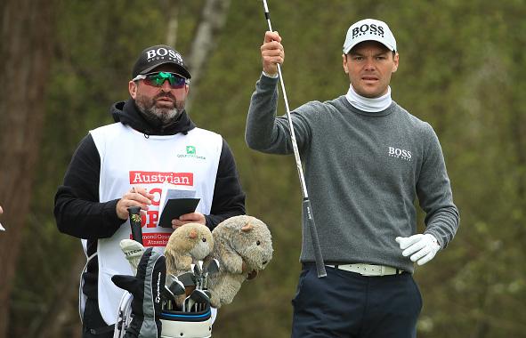 Martin Kaymer at Austrian Golf Open at Diamond CC