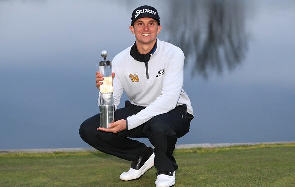 John Catlin Wins 2021 Austrian Golf Open