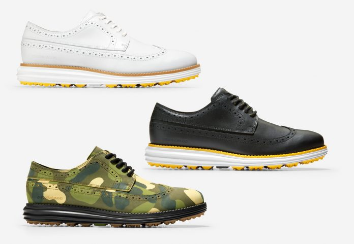 Cole Haan Golf Shoes