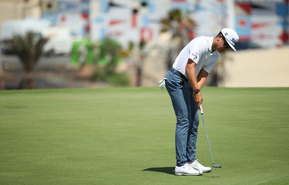 Garrick Higgo Gran Canaria Open at Meloneras Golf Club