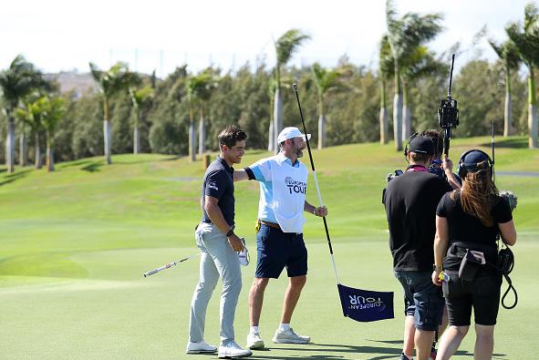 Garrick Higgo Wins Gran Canaria Open at Meloneras Golf Club