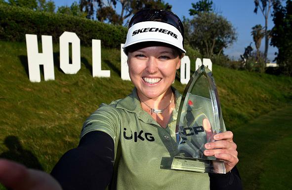 Brooke Henderson Wins HUGEL-AIR PREMIA LA Open at Wilshire Country Club