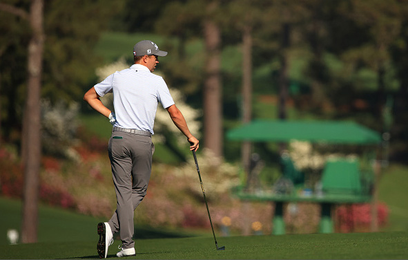 Justin Thomas Masters Augusta National