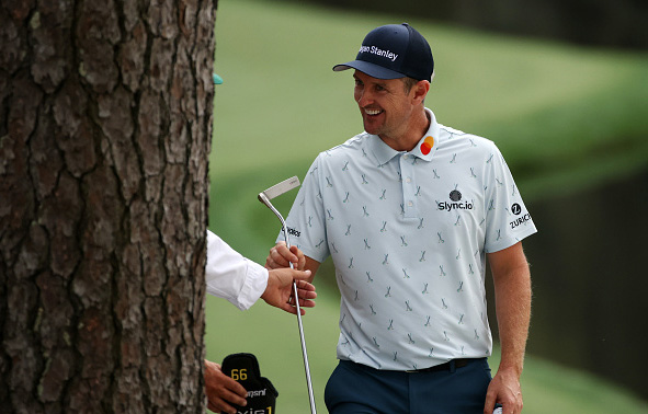 Justin Rose Leads 2021 Masters After Round 1