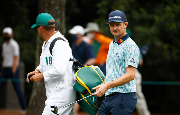 Justin Rose Leads 2021 Masters After Round 2
