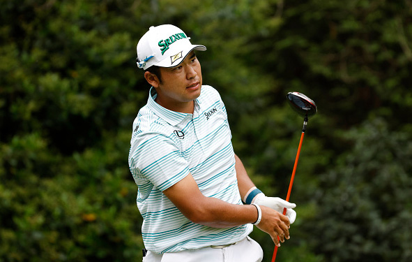 Japan's Hideki Matsuyama Leads the Masters After 54 Holes