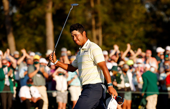 Hideki Matsuyama Wins the 2021 Masters Tournament at Augusta National Golf Club