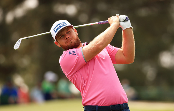 Tyrrell Hatton 2021 Masters Tournament Augusta National Golf Club
