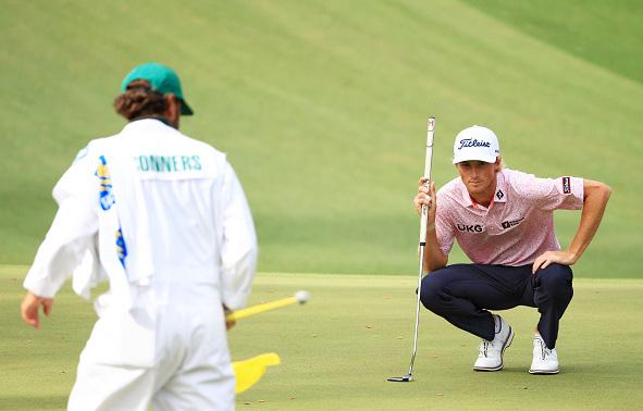 Will Zalatoris 2021 Masters Tournament Augusta National Golf Club