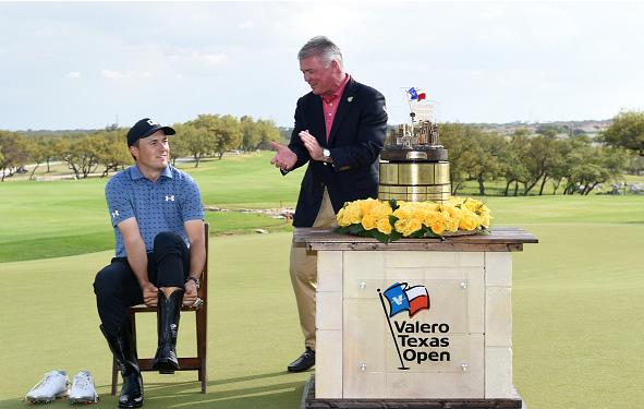 Jordan Spieth Wins 2021 Valero Texas Open