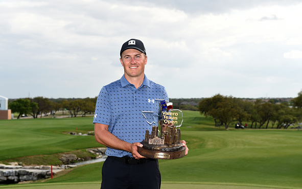 Jordan Spieth Wins Valero Texas Open