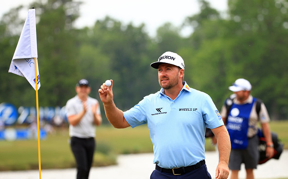 Graeme McDowell Hole in One Ace at Zurich Classic