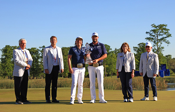 Marc Leishman and Cameron Smith Win Zurich Classic of New Orleans at TPC Louisiana