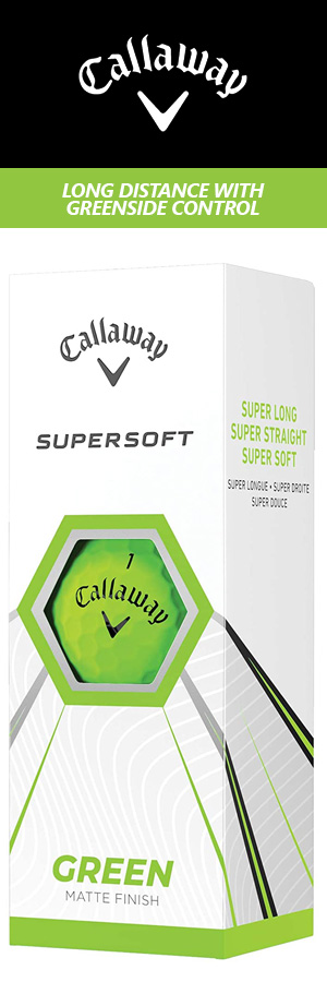 Callaway Super Soft Golf Ball 2021