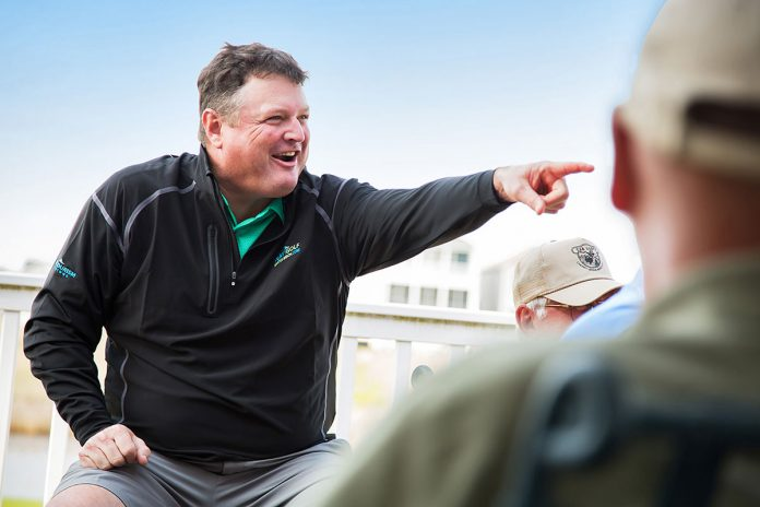 The Charlie Rymer Golf Show