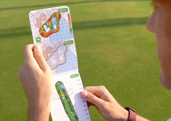 GolfLogix Green Books