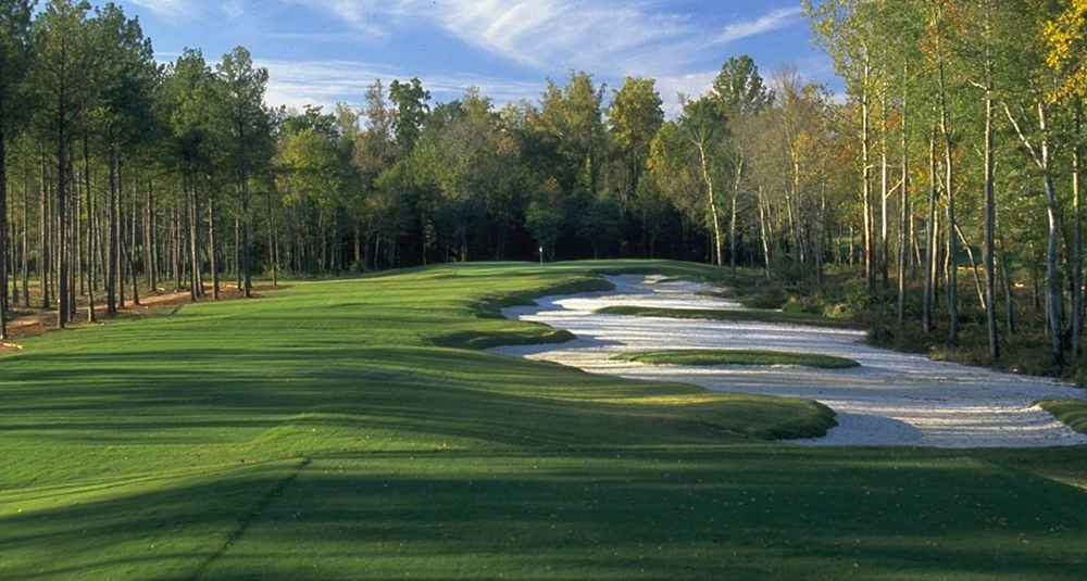 The Georgia Golf Trail: The Frog Golf Club