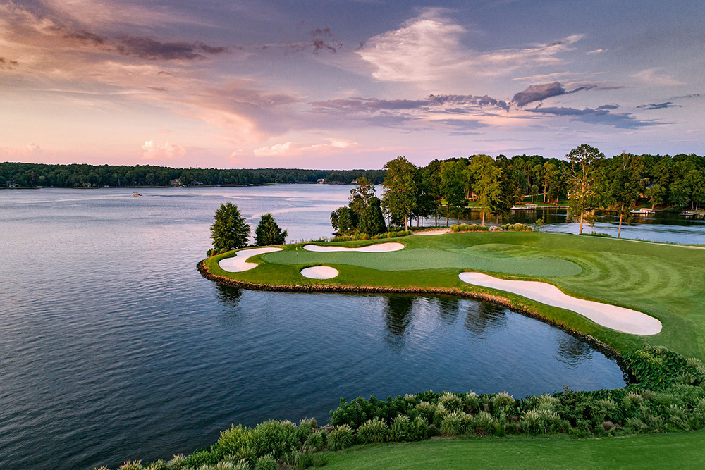 The Georgia Golf Trail: Reynolds Lake Oconee