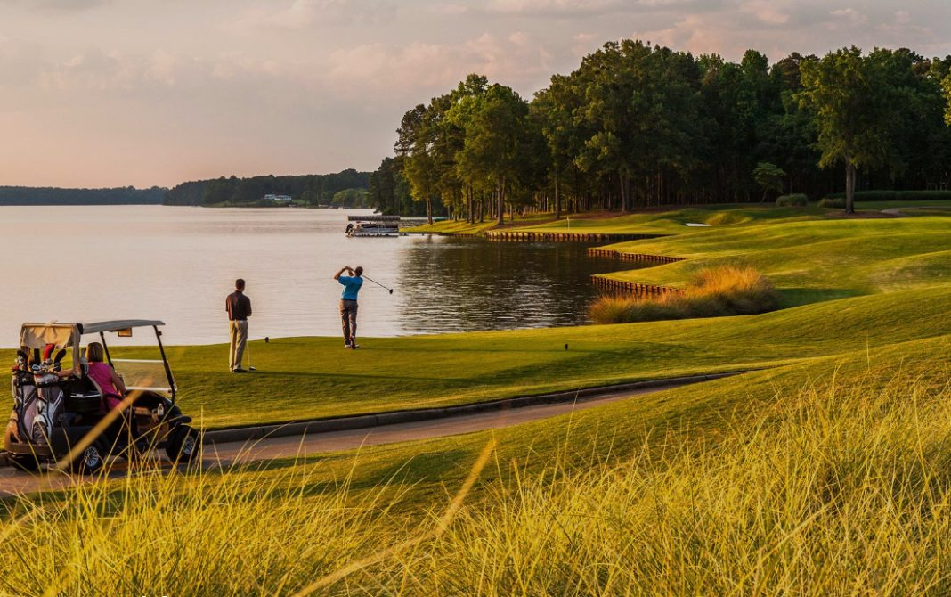 The Georgia Golf Trail: Callaway Resort and Gardens