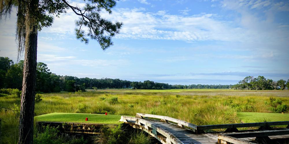 The Georgia Golf Trail: Sapelo Hammock Golf Club