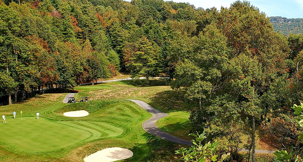 The Georgia Golf Trail: Sky Valley Golf
