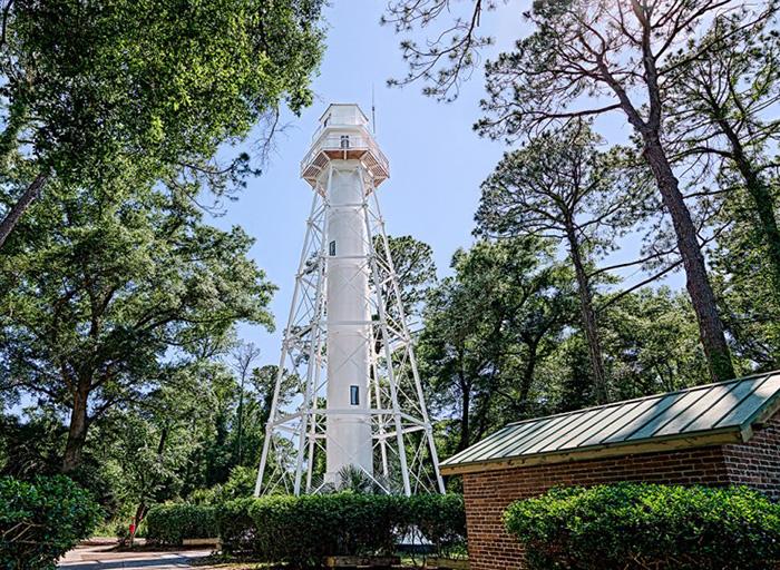 Hilton Head Rear Range Lighthouse