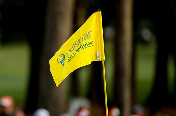 Valspar Championship Flag Innisbrook Resort Copperhead Course