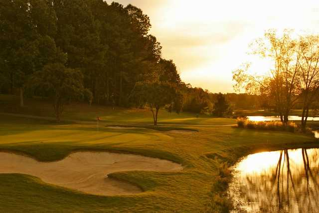 Ford's Colony Country Club's Marsh Hawk Course.