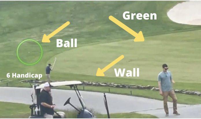 Joe Biden Golfs