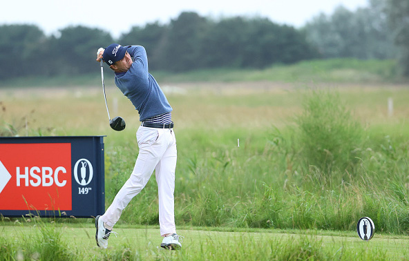 Justin Thomas 149th Open Championship Royal St Georges