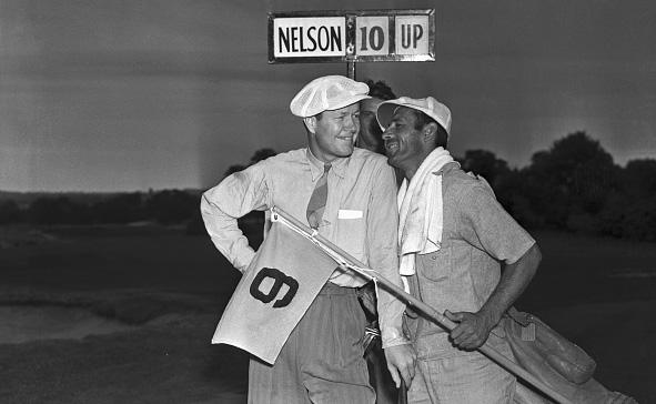 Byron Nelson 1939 PGA Championship Runner-up