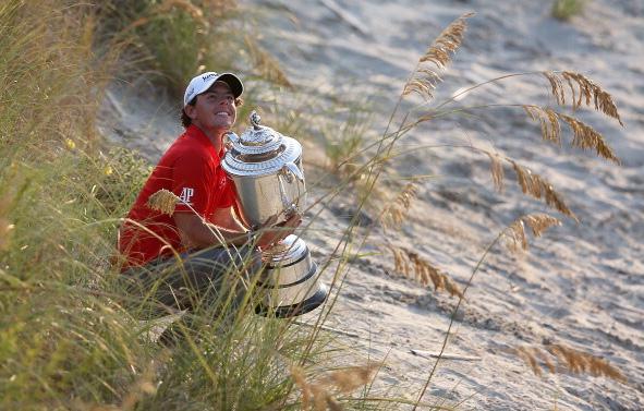 Rory McIlroy Wins 2012 PGA Championship
