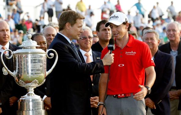 Rory McIlroy Wins 2012 PGA