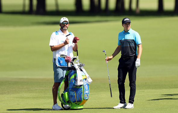 Jordan Spieth Leads AT&T Byron Nelson After Round One