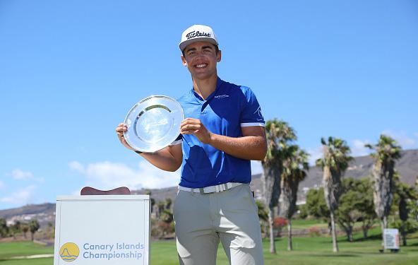 Garrick Higgo Wins Canary Islands Championship at Golf Costa Adeje