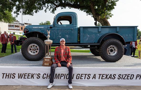 Jason Kokrak Wins Charles Schwab Challenge