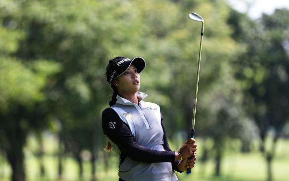 Patty Tavatanakit Leads Honda LPGA Thailand