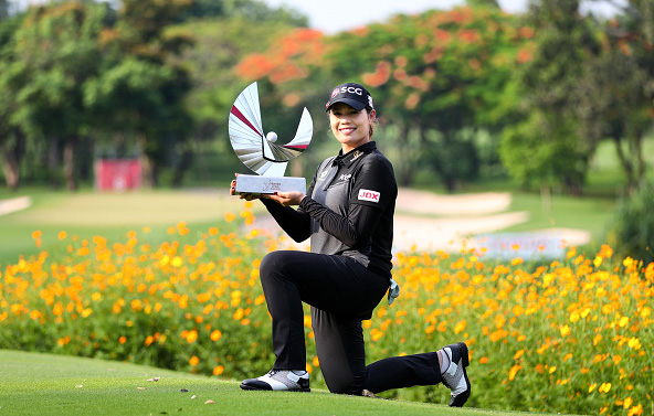 Ariya Jutanugarn Wins Honda LPGA Thailand at the Siam Country Club Pattaya Old Course