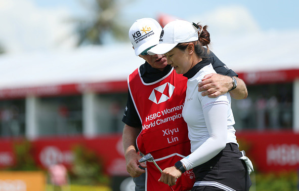 Xiyu Lin Leads HSBC Women's World Championship at Sentosa Golf Club