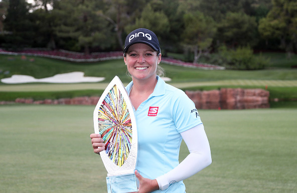Ally Ewing Wins Bank of Hope Match-Play at Shadow Creek