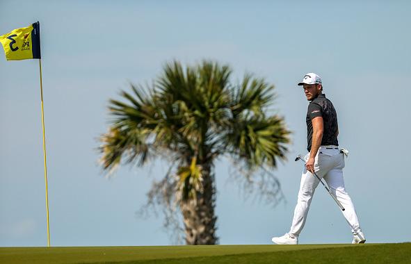 Danny Willett 103rd PGA Championship at Kiawah Island Resort's Ocean Course