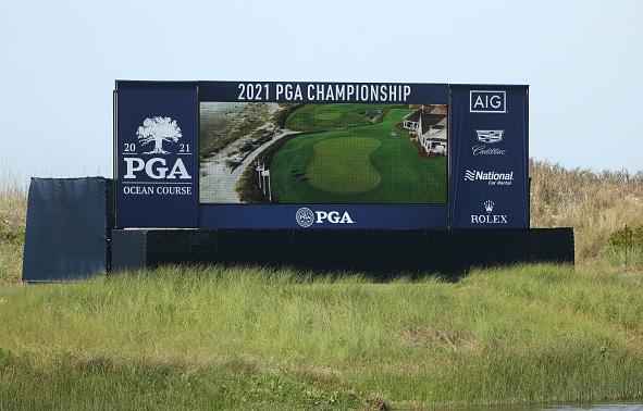 103rd PGA Championship at Kiawah Island Resort's Ocean Course